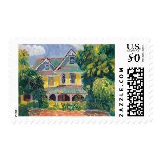 Sundy House postage stamp
