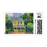Sundy House postage stamp