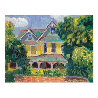 Sundy House postcard