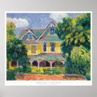 Sundy House print