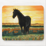 Sunet Horse Mouse Pads
