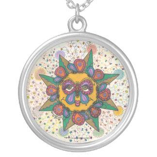 Sunfest- Round Necklace