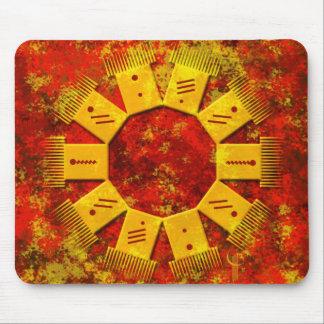 SunFire Mouse Pad