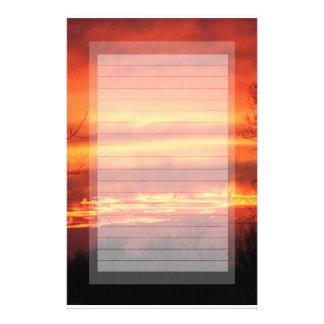 Sunfire Stationery