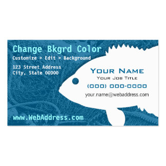Sunfish Business Card