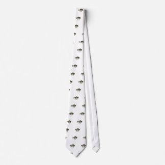 Sunfish de la brema titulado corbata