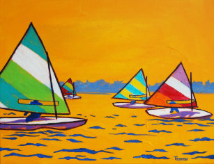 Boat Racing Posters & Photo Prints | Zazzle
