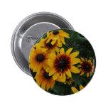 Sunfloowers Button