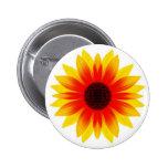 Sunflower.009 Pin