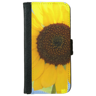 sunflower-11 funda cartera para iPhone 6