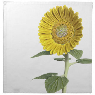 Sunflower 1 cloth napkin