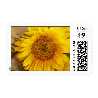 Sunflower 1 stamps