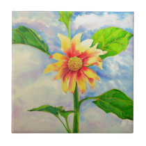 Sunflower 1 tile