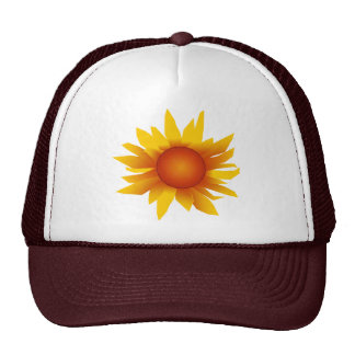 Sunflower #1 trucker hat