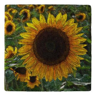 Sunflower_2015_0601 Trivet