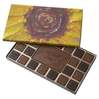 Sunflower 45 Piece Assorted Box of Chocolate