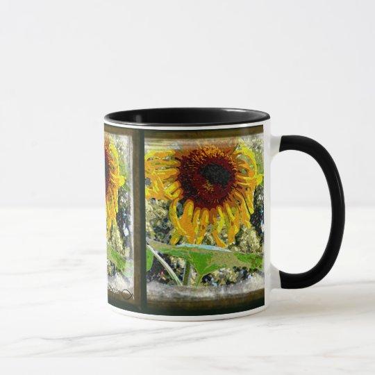 Sunflower 4 Mug