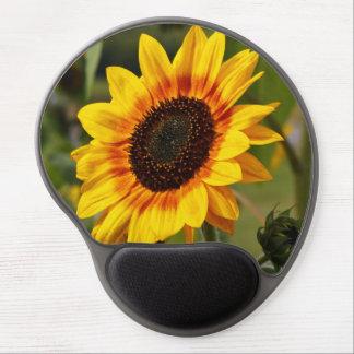 Sunflower aka Helianthus Gel Mouse Pad