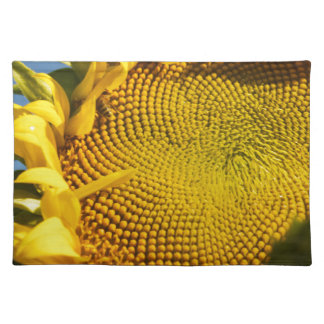 Sunflower and Bee Placemat