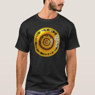 Sunflower and Daisies Under Glass T-Shirt
