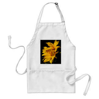 Sunflower and meaning adult apron