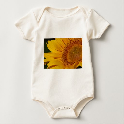 Sunflower and meaning bodysuit
