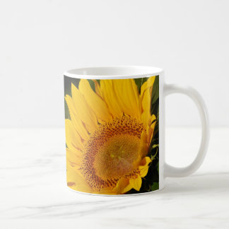 Sunflower and meaning coffee mugs