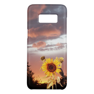 SUNFLOWER AND PINK SUMMER SUNSET Case-Mate SAMSUNG GALAXY S8 CASE
