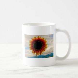 Sunflower and Sky Coffee Mug
