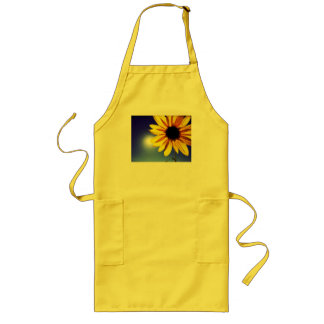 Sunflower and Sun Apron