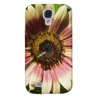 Sunflower and The Green Bee iPhone 3 case