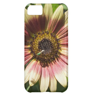 Sunflower and The Green Bee iPhone 5 case
