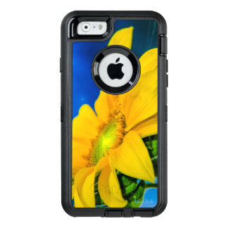 Sunflower Apple iPhone 6/6s Defender Series Case