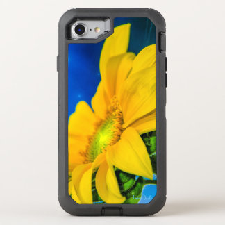 Sunflower Apple iPhone 6/6s Defender Series OtterBox Defender iPhone 7 Case