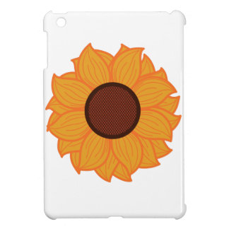 Sunflower Applique Cover For The iPad Mini