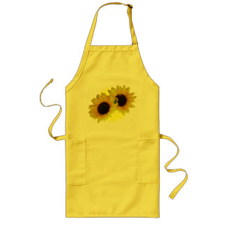 Sunflower Apron Sunny Sunflower BBQ Apron