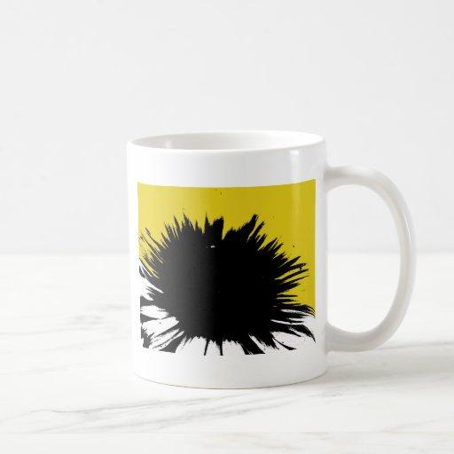 Sunflower at Sunset Coffee Mug
