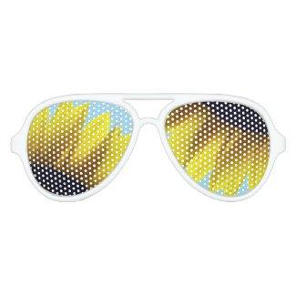 Sunflower Aviator Sunglasses