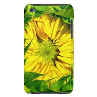 Sunflower Awakes iPod Touch 4g Case