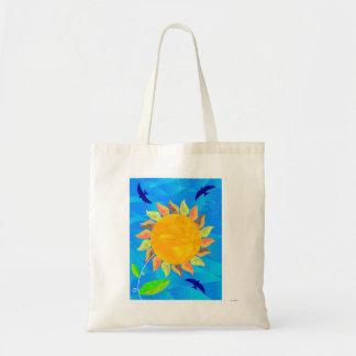 Sunflower Canvas Bag