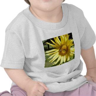 Sunflower Bee T-shirts