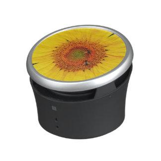 Sunflower Bees Mini Speaker