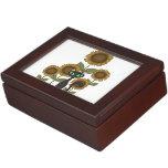 Sunflower Black Cats Memory Box