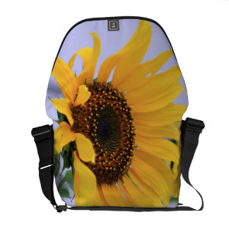 Sunflower bloom bag