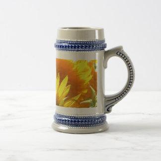 Sunflower Blooms mug