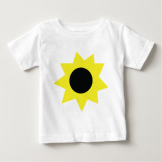 sunflower blossom icon baby T-Shirt