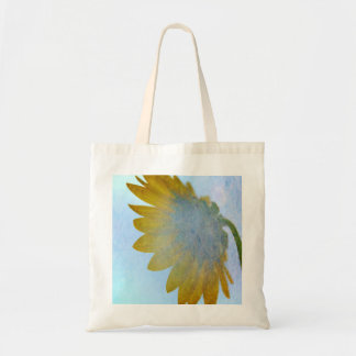 Sunflower Blues Tote Bag