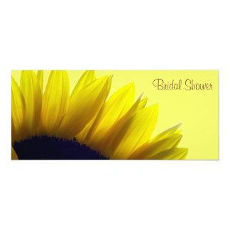 Sunflower Bridal Shower Invites