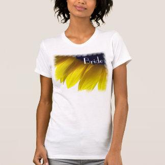 Sunflower Bride T-Shirts