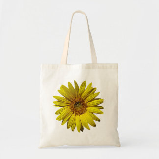 Sunflower Budget Tote